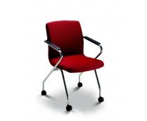 Cadeira para Escritório Aproximação/Fixa Cavaletti Slim 18006ZR - Aproximação/Fixa