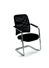 Cadeira para Escritório Aproximação/Fixa Cavaletti NewNet 16006S - Aproximação/Fixa