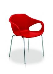Cadeira para Escritório Aproximação/Fixa Cavaletti Stay 33106 - Aproximação/Fixa