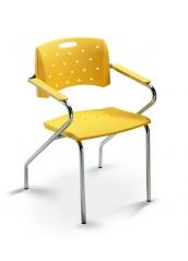 Cadeira para Escritório Aproximação/Fixa Cavaletti Viva 35007Z - Aproximação/Fixa
