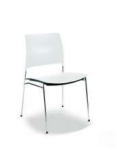 Cadeira para Escritório Aproximação/Fixa Cavaletti Go 34006P - Aproximação/Fixa