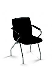 Cadeira para Escritório Aproximação/Fixa Cavaletti Slim 18006Z - Aproximação/Fixa
